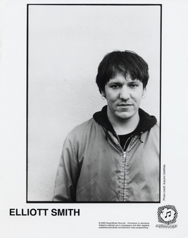 Elliott Smith Promo Print