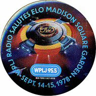ELO Vintage Pin