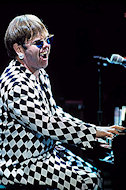 Elton John BG Archives Print