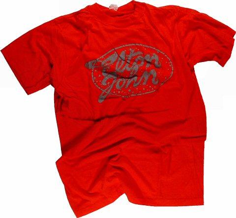 Elton JohnMen's Vintage T-Shirt