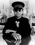 Elton John Promo Print
