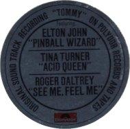 Elton John Sticker