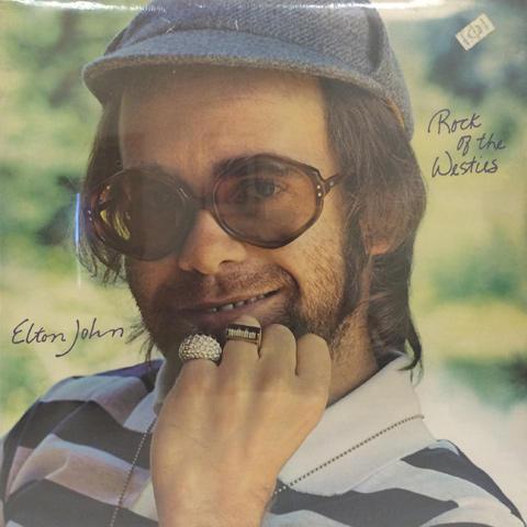 Elton John Vinyl