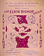 Elvin Bishop Group Poster