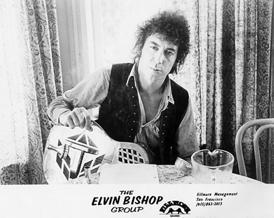 Elvin Bishop Group Promo Print