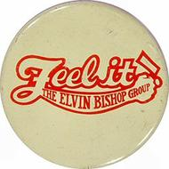 Elvin Bishop Group Vintage Pin
