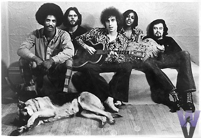 Elvin Bishop Group Vintage Print