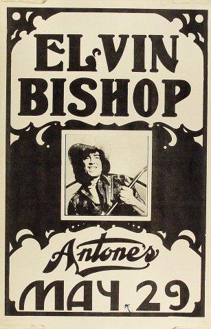 Elvin BishopPoster
