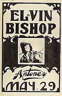 Elvin Bishop Poster