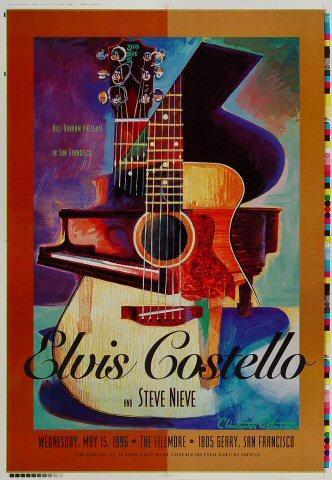 Elvis Costello Proof