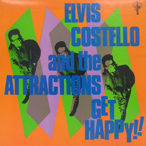 Elvis Costello Vinyl (Used)