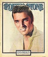 Elvis Presley Rolling Stone Magazine