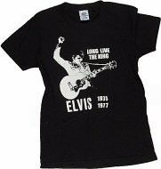Elvis Presley Women's Retro T-Shirt