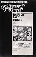 Emerson, Lake &amp; Palmer Poster