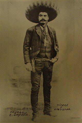Emiliano Zapata Poster