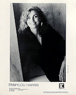 Emmylou Harris Promo Print