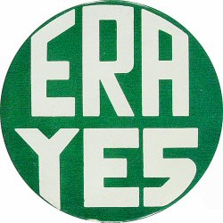 ERA YES Vintage Pin