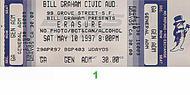 Erasure 1990s Ticket