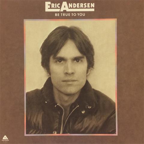 """Eric Andersen Vinyl 12"""" (Used)"""