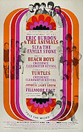Eric Burdon &amp; The Animals Poster