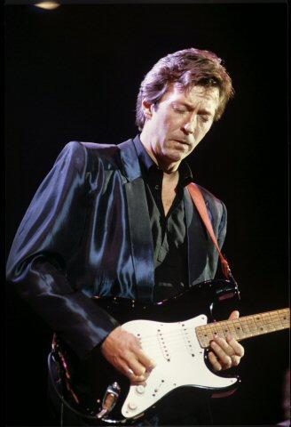 Eric ClaptonBG Archives Print