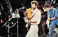 Eric Clapton BG Archives Print