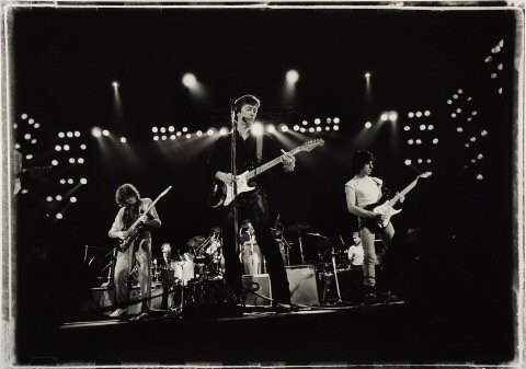 Eric ClaptonFine Art Print