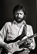 Eric Clapton Fine Art Print