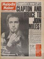 Eric Clapton Magazine