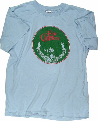 Eric Clapton Men's Retro T-Shirt
