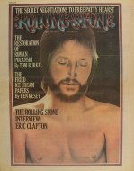 Eric Clapton Rolling Stone Magazine