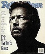 Eric Clapton Rolling Stone Magazine