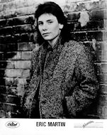 Eric Martin Promo Print