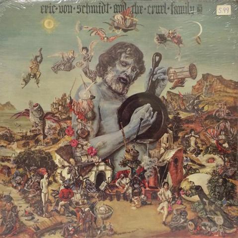 Eric Von Schmidt Vinyl