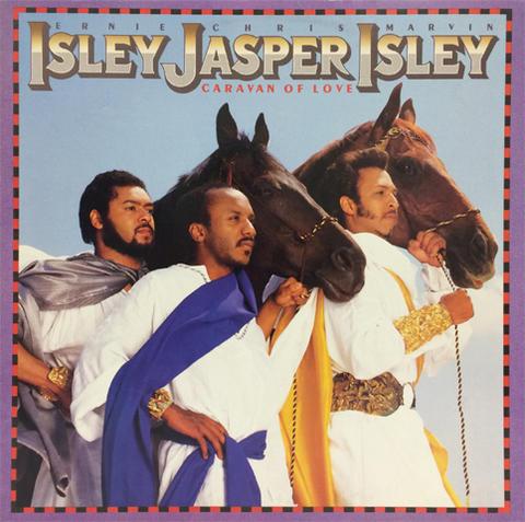 Ernie Isley Vinyl (Used)