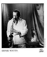 Ernie Watts Promo Print