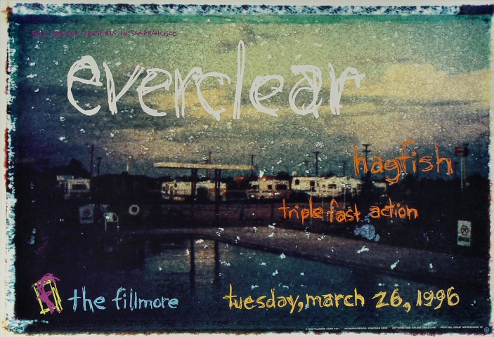 Everclear Poster