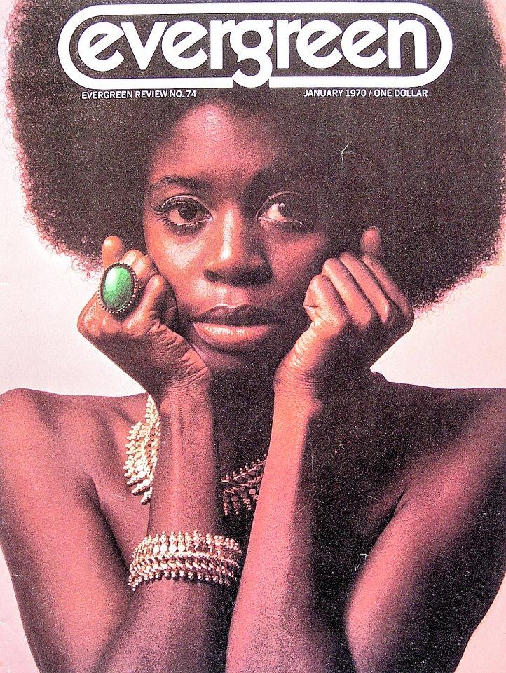 Evergreen vol 14 no 74 magazine jan 1 1970 for Evergreen magazine