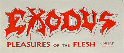 Exodus Sticker