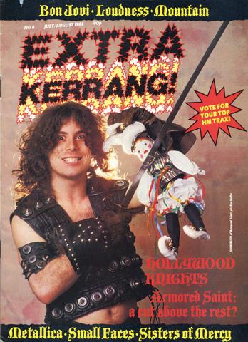 Extra Kerrang! Issue 6