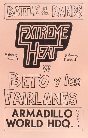 Extreme Heat Poster