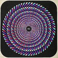 Eye Mandala Serigraph