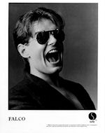Falco Promo Print