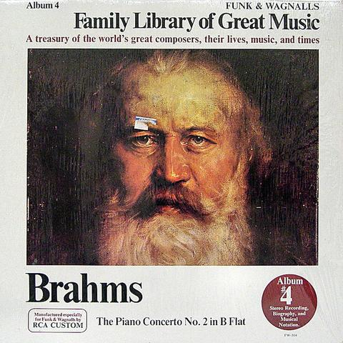 Family Library of Great Music Album 4 Vinyl (Used)