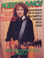 """""""Fast"""" Eddie Clarke Magazine"""