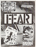 Fear Handbill
