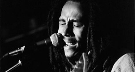 Video: Bob Marley and the Wailers, 1979