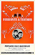 Ferrante and Teicher Poster