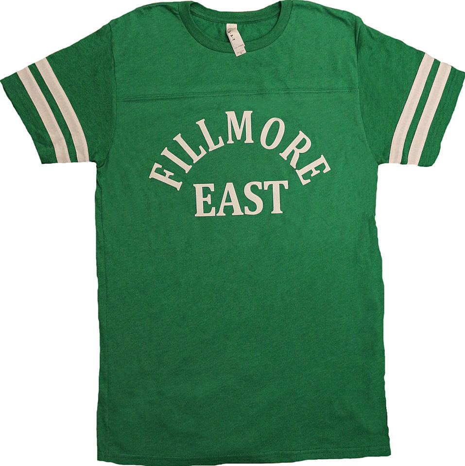 Fillmore East Jersey Men's Retro T-Shirt