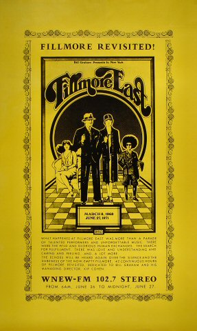 Fillmore RevisitedPoster